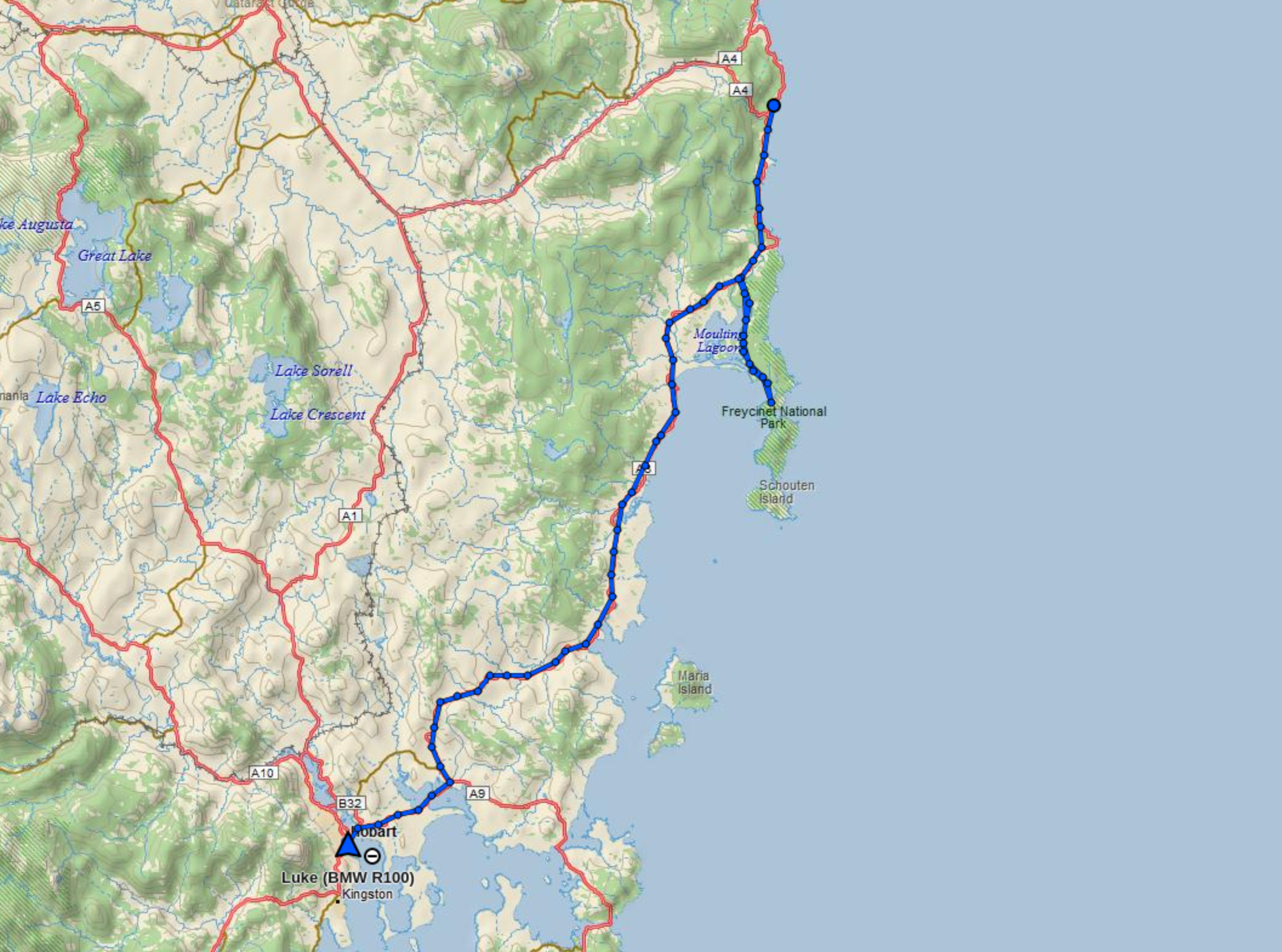 Perth Trip – Day 10 – 2019/12/11