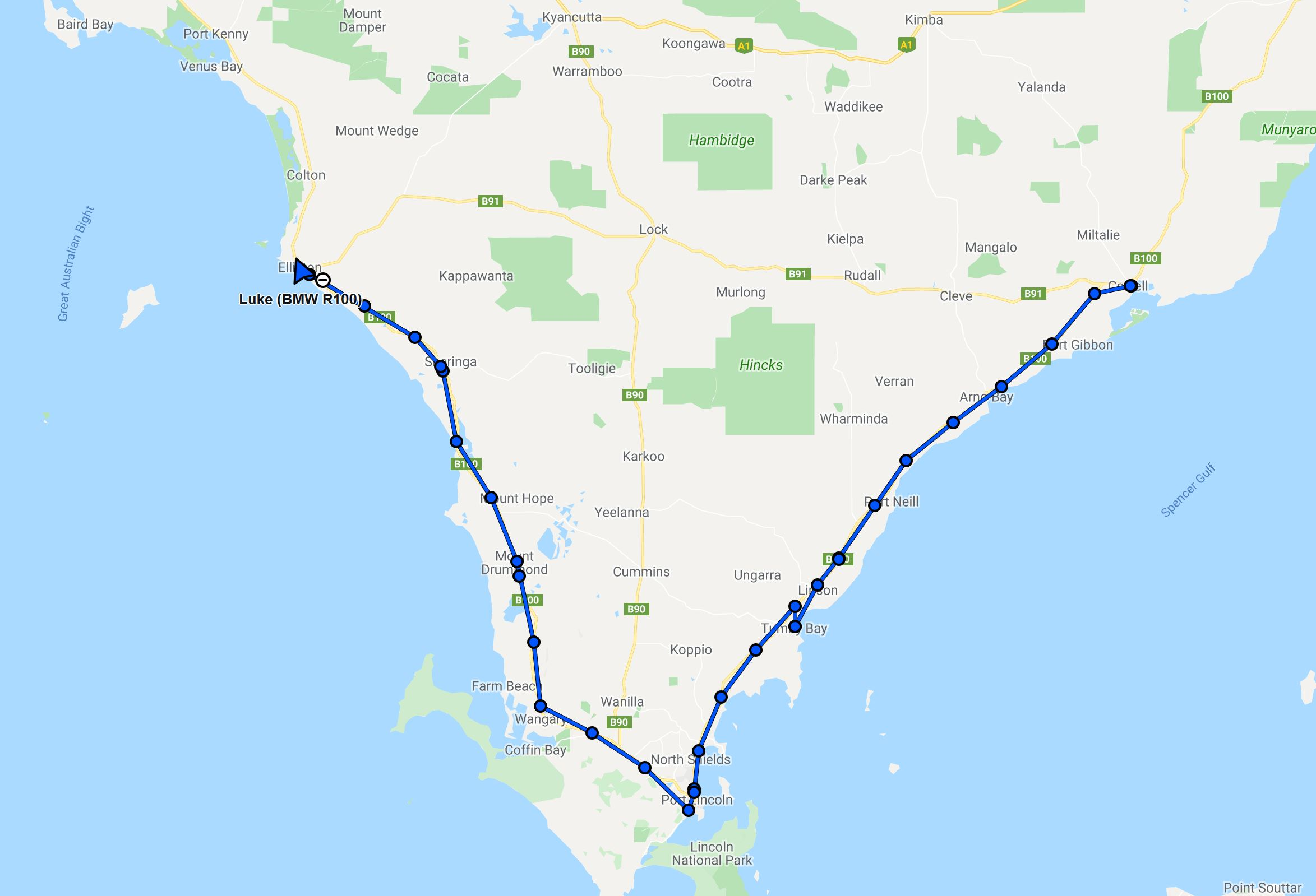 Perth Trip – Day 19 – 2019/12/20